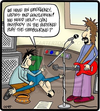 Concert Emergency