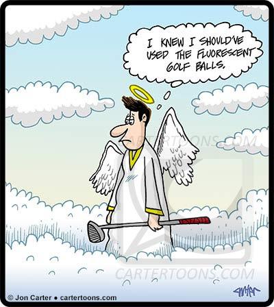 Funny Heaven Amp Religion Cartoons Cartertoons