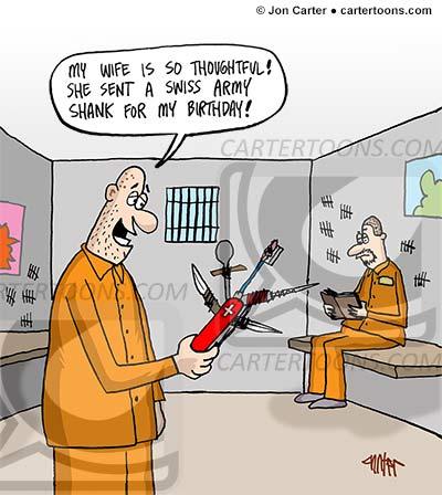 Jail Amp Prison Cartoons Cartertoons